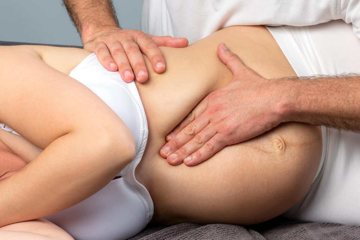 ostéopathie femme enceinte